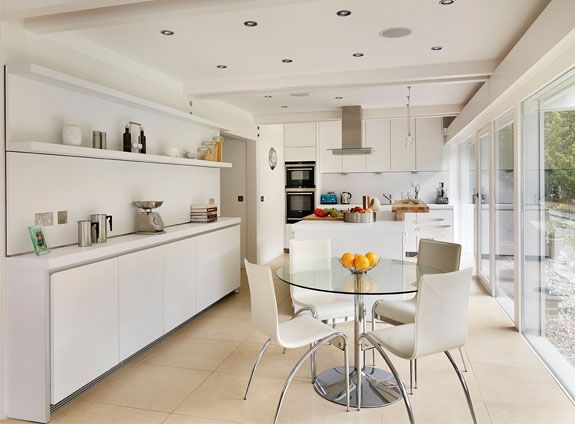 An eco hufhaus bulthaup by Kitchen architecture www.bulthaupsf.com #bulthaup #kitchen #design