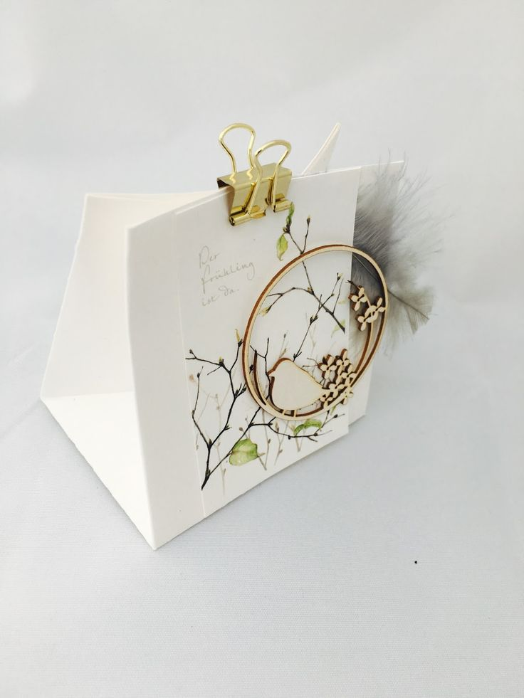 Love Cards & Papers by Alexa: Hoffnung - Liebe - Glück
