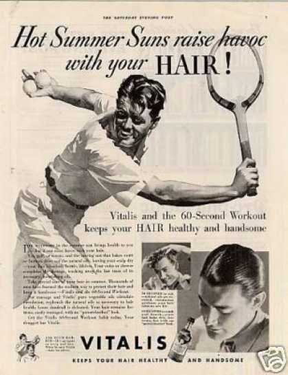 Vitalis Hair Tonic (1935)