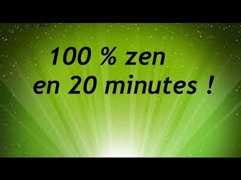 Apprendre à lâcher prise et profiter du moment présent ~ 16 10 2012 - YouTube