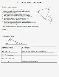 125 Best Geometry Angles Images On Pinterest Geometry Angles School And Mathematics