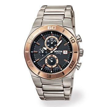 3779-05 Boccia Titanium Watch