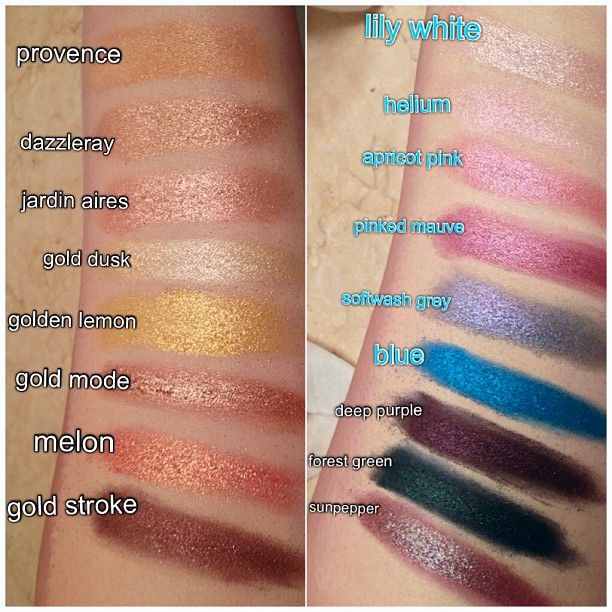 color swatches mac - photo #13