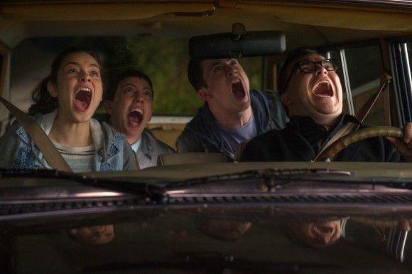 Le BUZZ - La bande-annonce de Goosebumps (Chair de poule) | HollywoodPQ.com