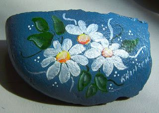 Karen's Hand Painted goods: Rocks