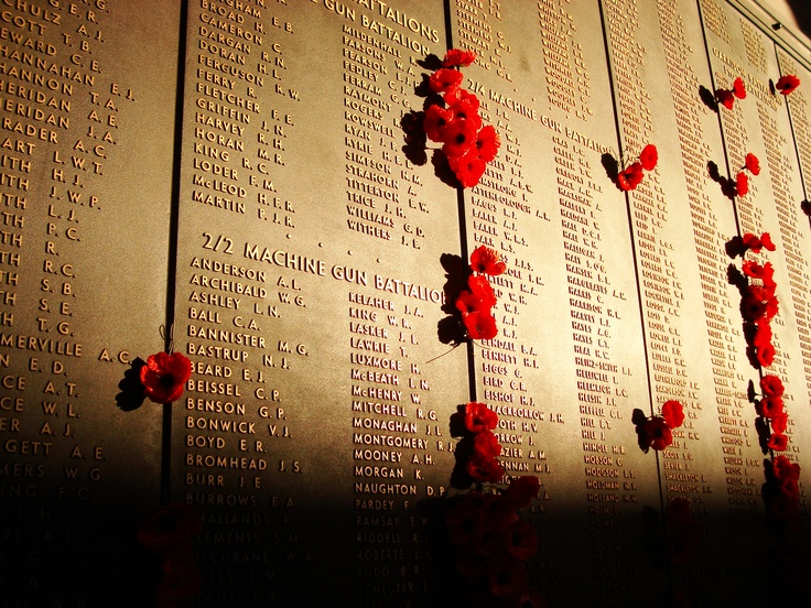 Canberra War memorial #humanbrochure