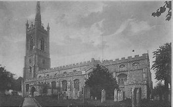 St Michael's church, Bishop's Stortford