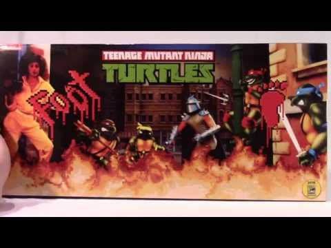 Electrified Porcupine - Toys, Collectibles, Action Figures, Music, WWE, and More!: NECA Arcade Teenage Mutant Ninja Turtles Villains ...