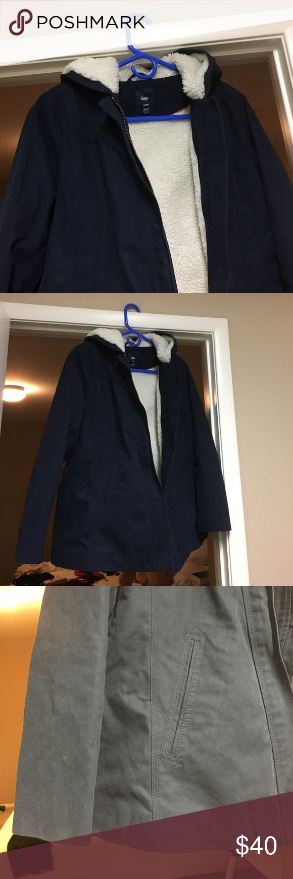 Gap coat Gently used GAP Jackets & Coats Pea Coats