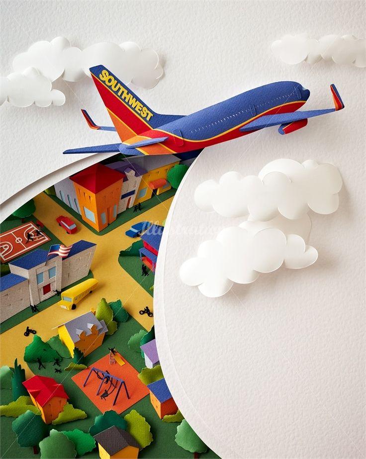 avión, avión, vuelo, revelan, por debajo de