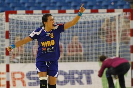 Cristina Neagu, nominalizată la titlul de cea mai bună jucătoare a lumii, în 2014! A cucerit acest trofeu în 2010