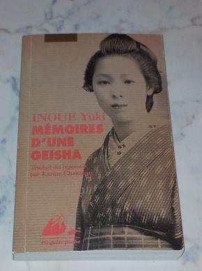 Troc echange occasion Mémoires d'une Geisha, livre