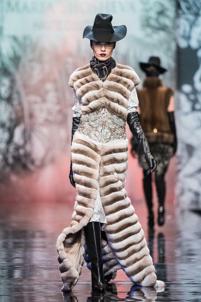 Maria Shosheva осень-зима 2015-16 | Intermoda.Ru - новости мировой индустрии моды и России