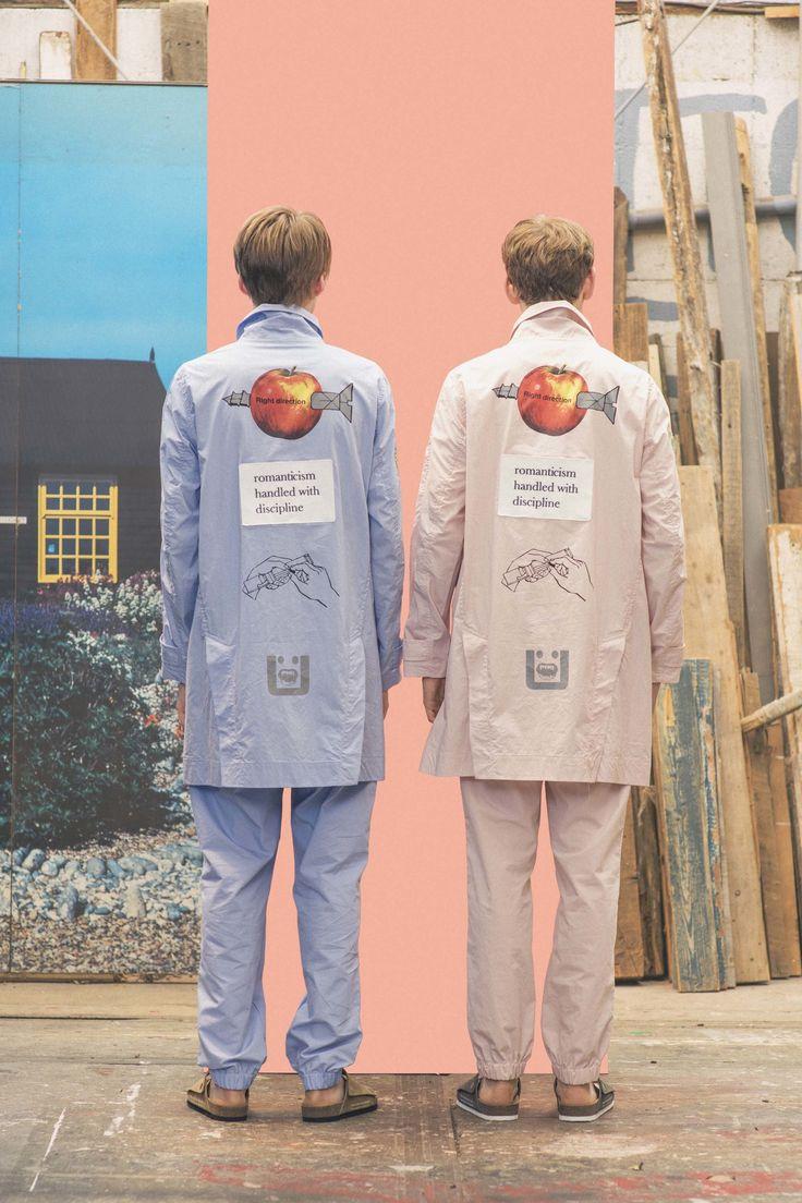 Undercover - Spring 2017 Menswear