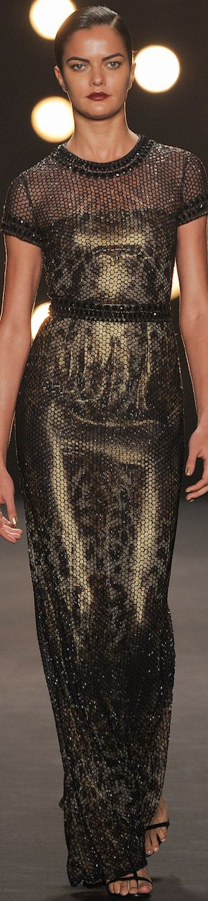 LOOKandLOVEwithLOLO: NYFW FALL 2014 Ready-To-Wear featuring Naeem Khan