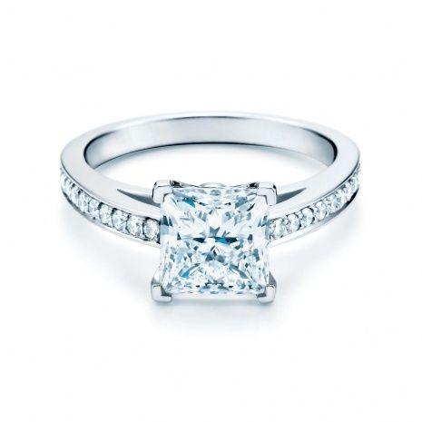 Tiffany Wedding Rings Princess Cut