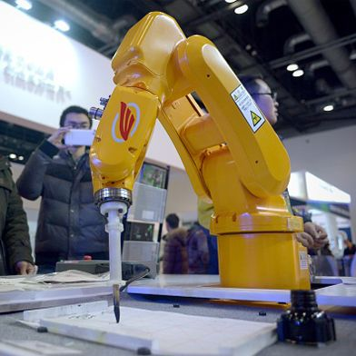 China needs advanced robotics to help balance its economic, social, and technological ambitions with continued growth.