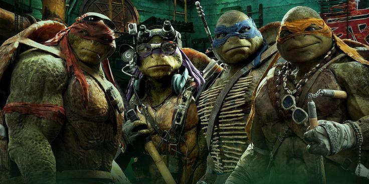 Buat anak 90-an pasti sudah tidak asing lagi dengan karakter kura-kura ahli beladiri ini, Rapha...
