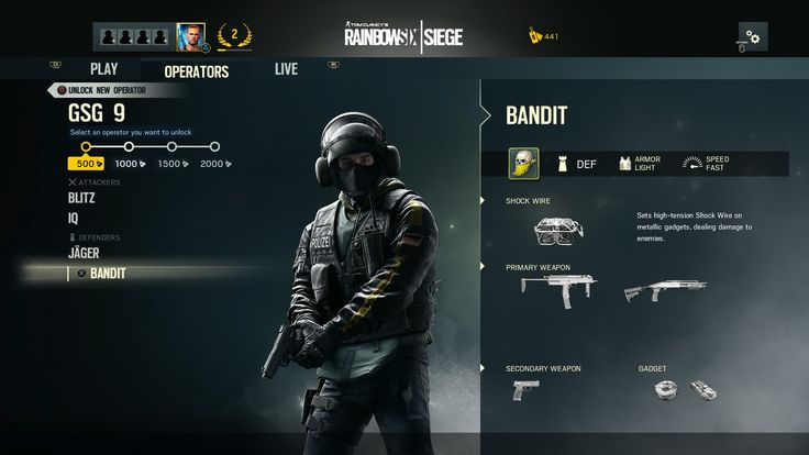Rainbow Six Siege CLOSED BETA