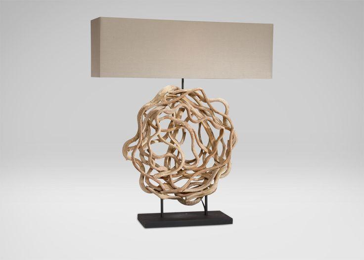 11 best natural light images on pinterest shop lighting ethan weston table lamp aloadofball Images