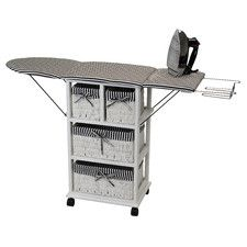 Corner II LTD Nordic Sunrise Ironing Board Station | Wayfair