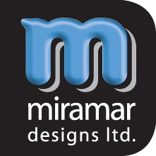 Miramar Designs Countertop Solutions 10'free standing displays with new graphics, and a new product mix, while keeping in-store down time to a minimum.