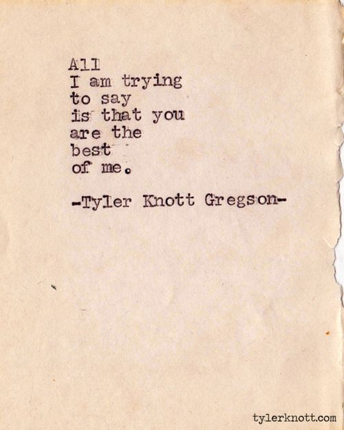 Love Finds You Quote: 25+ Best Ideas About Typewriter Series On Pinterest