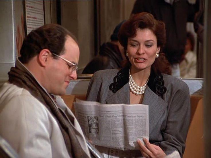 Seinfeld Season 3 The Subway
