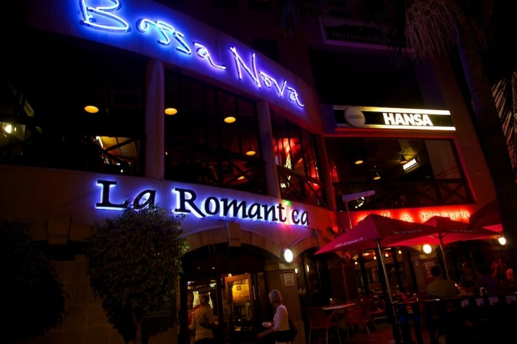 La Romantica  When in Paarl..... Eat here! Best value for money and the food was super!!