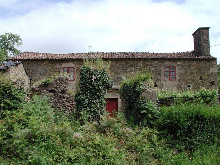 de viejas ruinas a casa de ensueo
