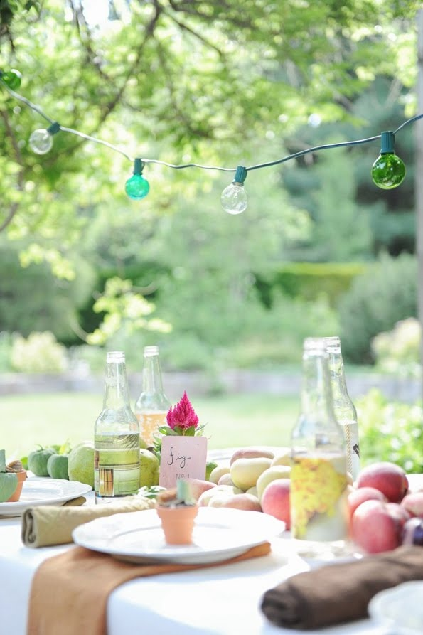 And more centerpiece ideas