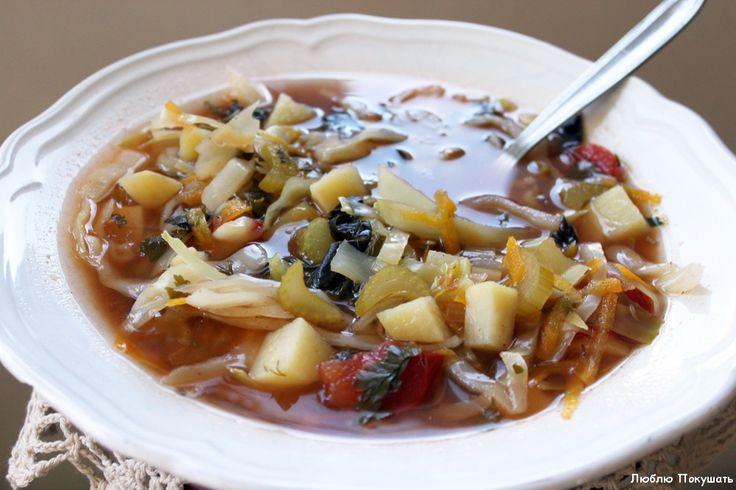 Боннская диета рецепт супа