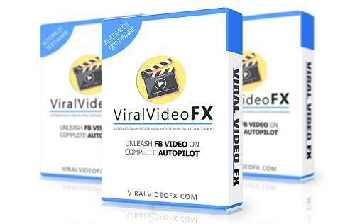 "Viral Video FX 3.0 is a brand new technology that automatically import viral video clips by putting video from pc or Facebook URL, YouTube URL, and creates a ""viral compilation"" videos using those trending viral clips."