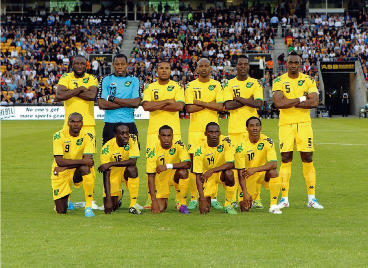 Selección de Jamaica Copa America 2015