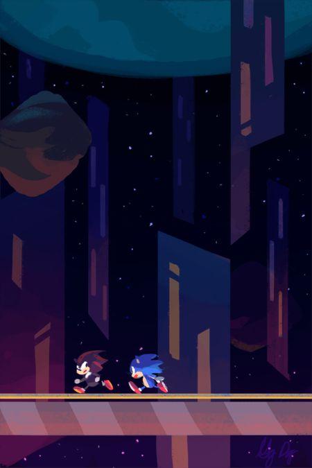 "gigidigi: ""Games I Played in 2012 - Sonic Adventure 2: Battle """