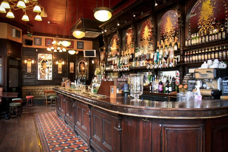 The George is a Victorian pub located in London's West End. The pub is owned by the Greene King Brewery and like many Victorian pubs is deco...