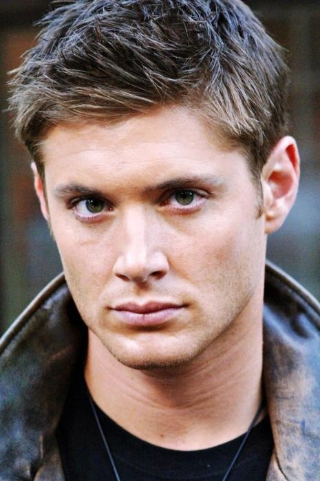 Dean Winchester - The character has so much charisma... Instilled of course by our handsome Jensen Ackles!