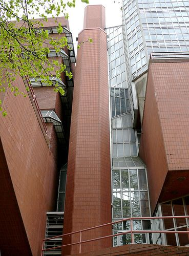 Engineering Building, Leicester University. Revisited - James Stirling