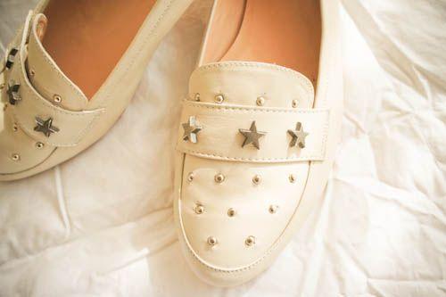 #natacha #shoes #stars #studs