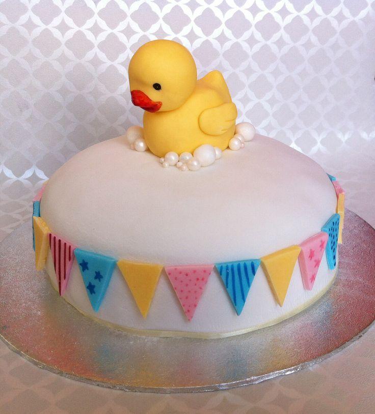 rubber duck baby shower cake baby shower ideas pinterest babies