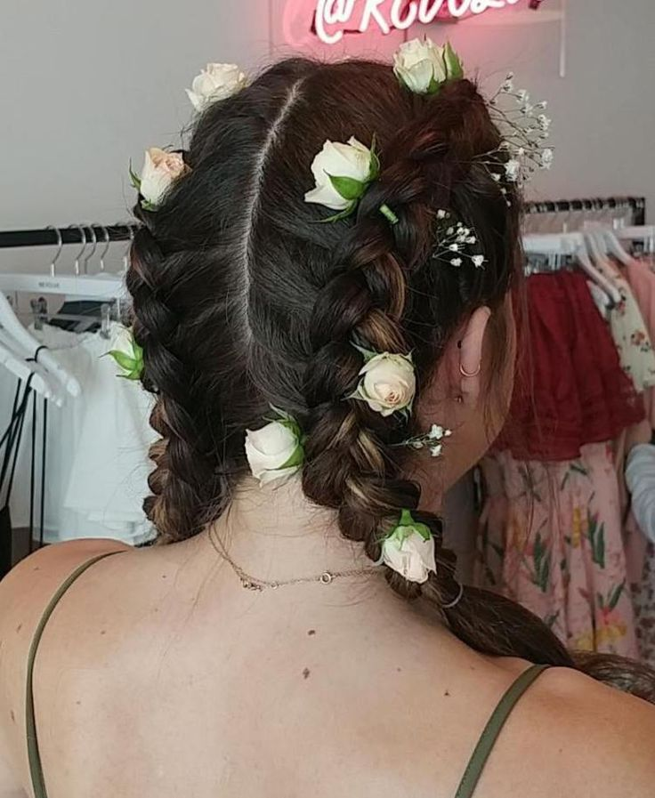 Warning! These 20 Festival Hairstyles Are Really Hot