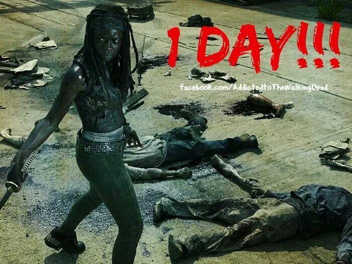 1day left for season 5