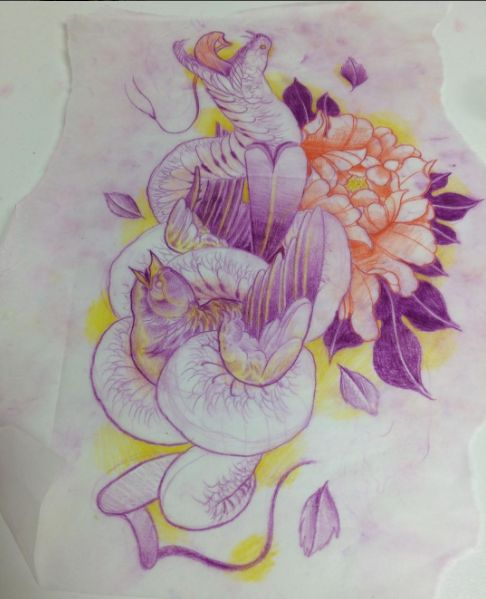 Tattoo Available, design by tattoo artist Nathan Long at The Village Ink, Toronto's Premier Tattoo & Piercing Shop #tattoo #tattoos