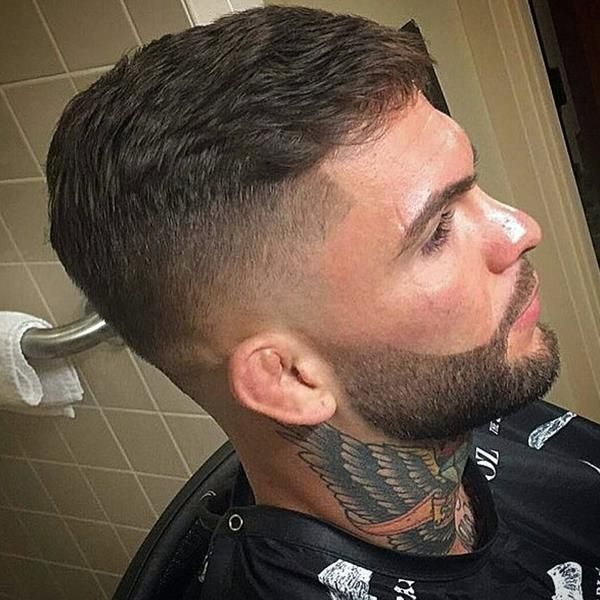 Cody Garbrandt Haircut | Best Men's Haircuts | Haircuts of the Week | Mens Haircuts AW16
