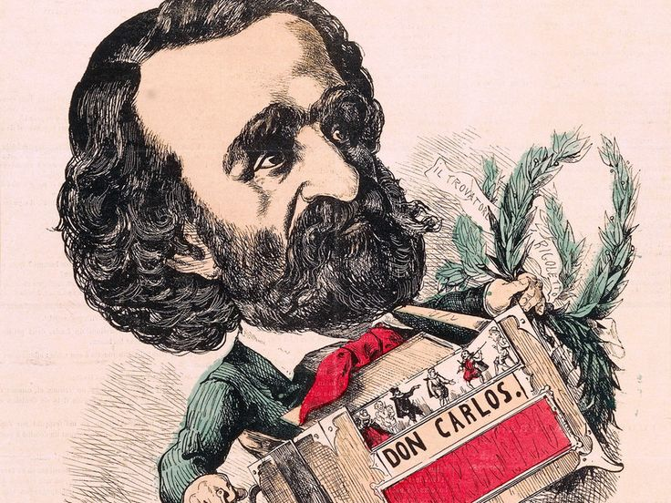 Don't be caught fishing for facts about Verdi on the bicentennial of his birth.