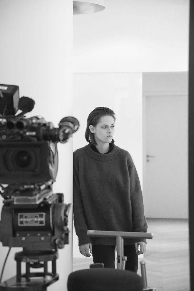 Les coulisses du film Personal Shopper avec Kristen Stewart et Chanel 9