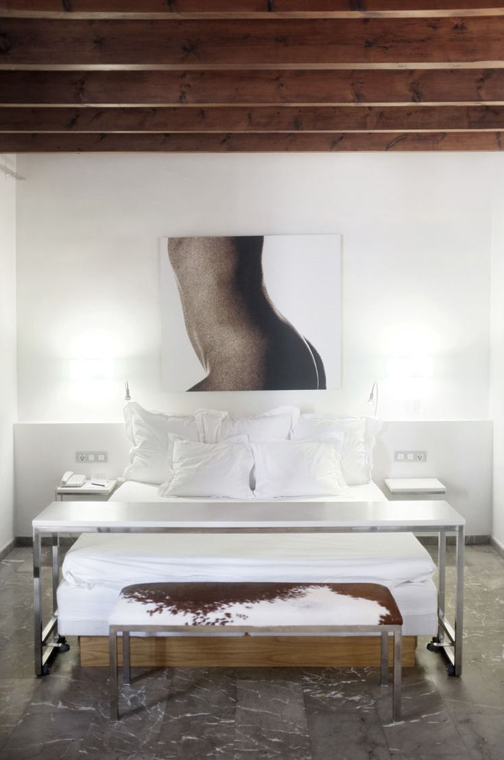 Lacquered made in spain wood modern platform bed with tiles milwaukee - Mallorca Spain Guide Photo Joanna Swanson For Est Magazine Issue 7 At