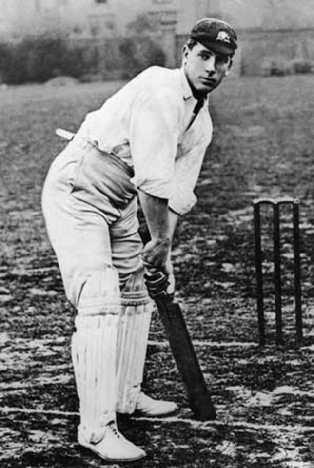 13 Clem Hill, 1910, 10-5-5-0. He was a popular team-mate and captain, respected for his directness, honesty and cheerfulness.