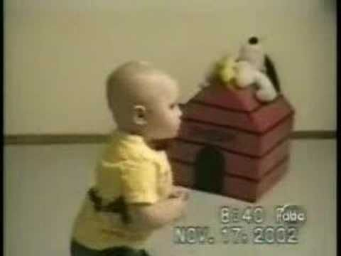 This is a video clip compilation of baby's doing funny stuff