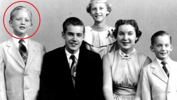 Een vechter en een pestkop: wie was de jonge Donald Trump?